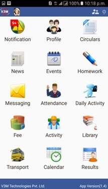 Mobile Apps for School, Apps for School Management in Delhi India